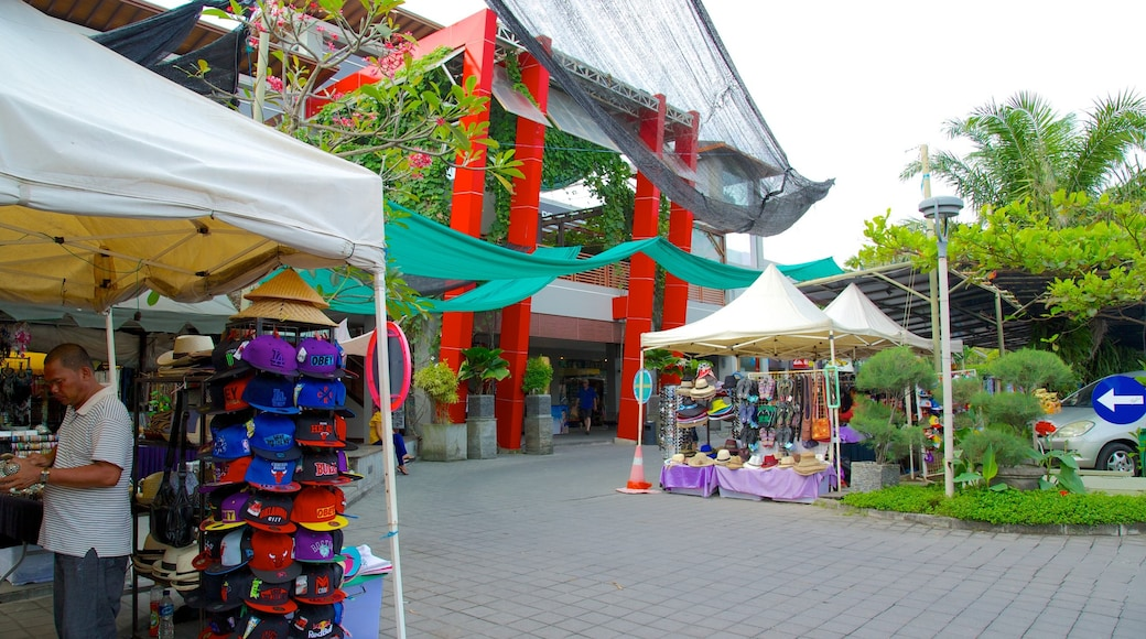 Seminyak Square featuring shopping, a square or plaza and markets