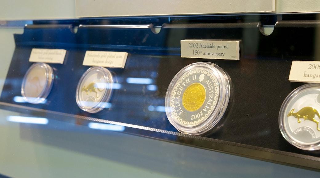澳洲皇家鑄幣廠 呈现出 內部景觀