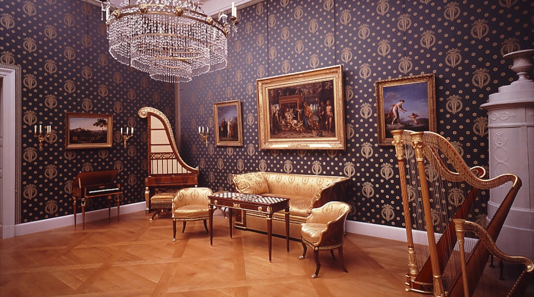 Residenz showing interior views and heritage architecture