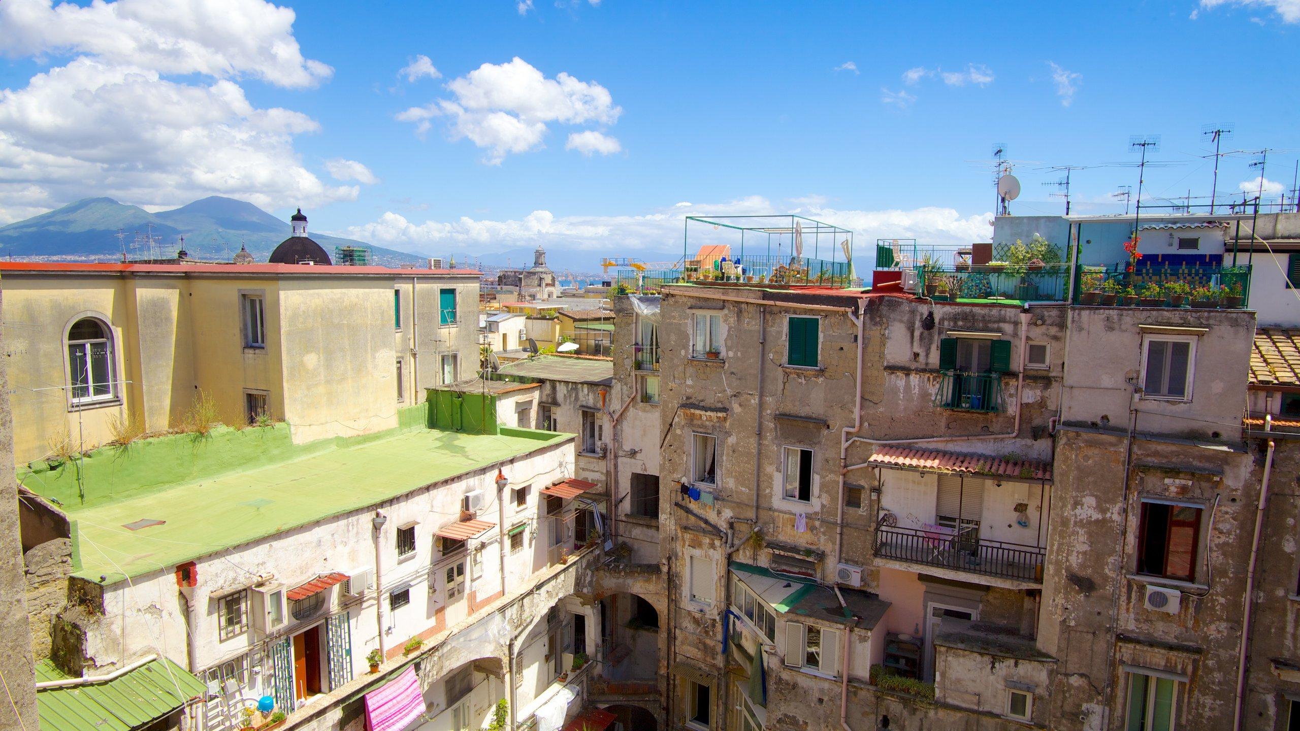 Naples City Centre, Naples, Campania, Italy