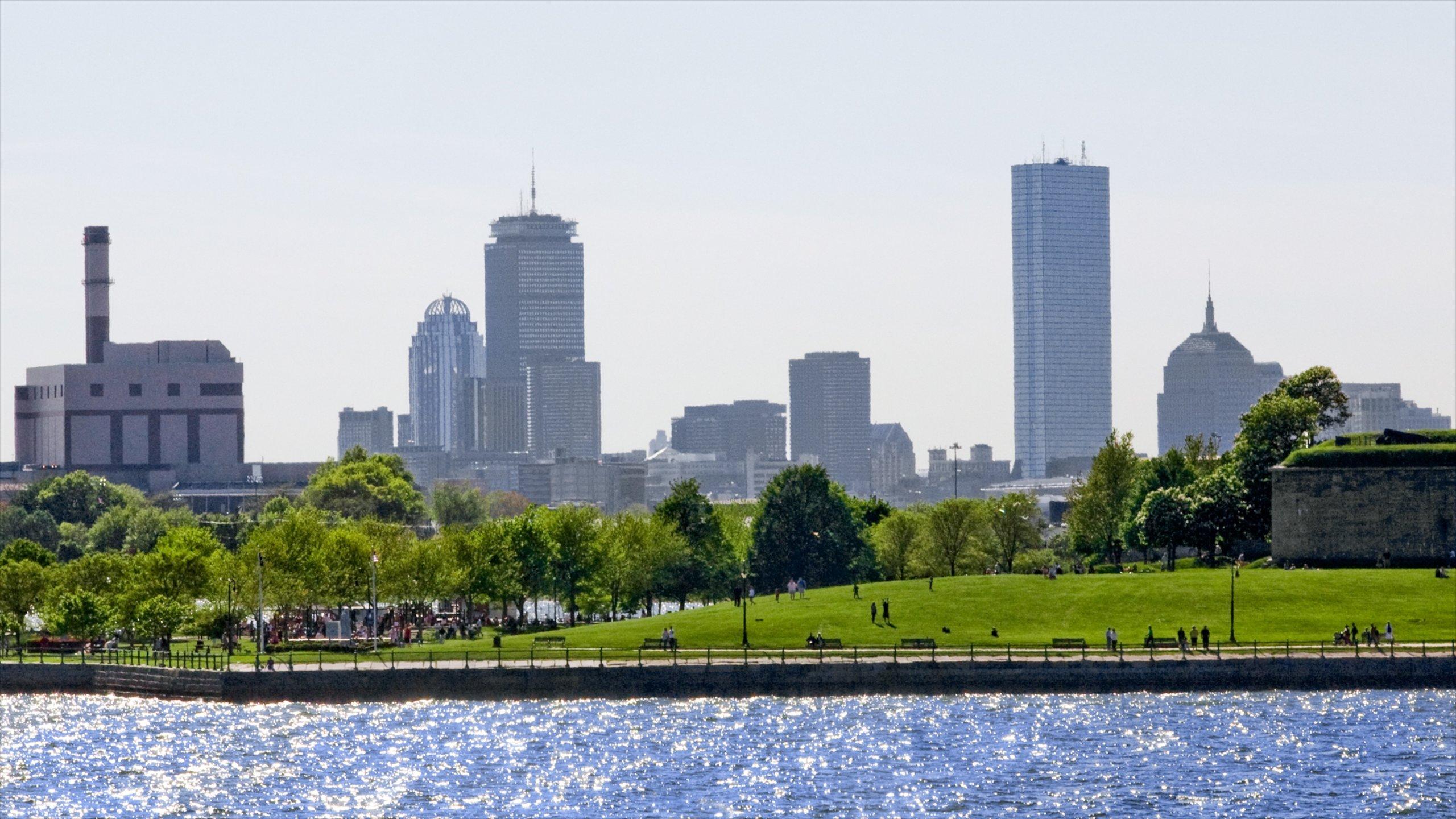 City Point, Boston, Massachusetts, United States of America