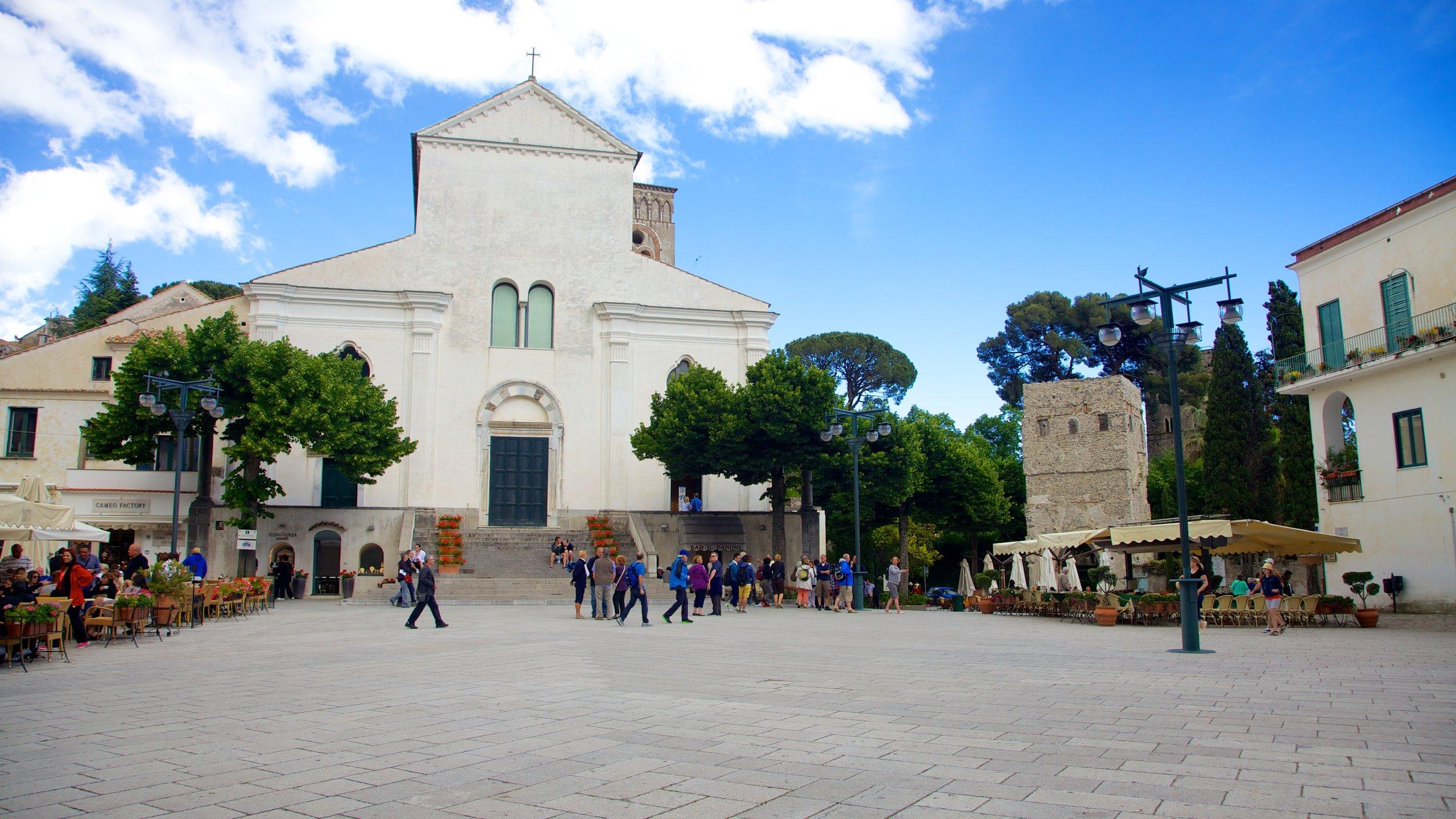 Ravello Cathedral, Ravello, Campania, Italy