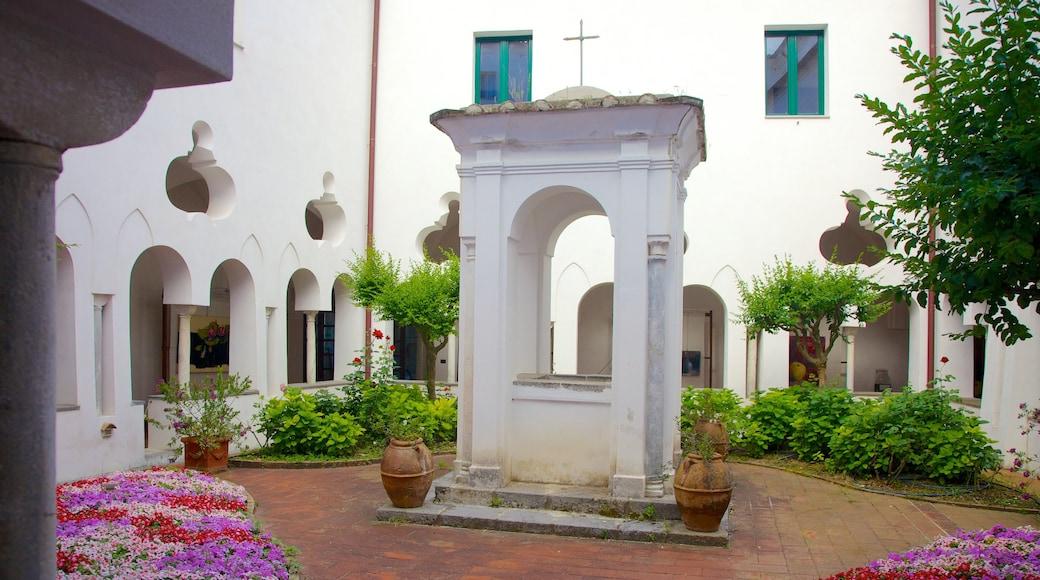 Chiesa di San Francesco caratteristiche di fiori, chiesa o cattedrale e parco