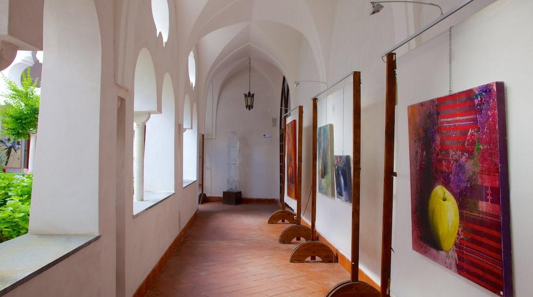 Chiesa di San Francesco che include arte, vista interna e chiesa o cattedrale