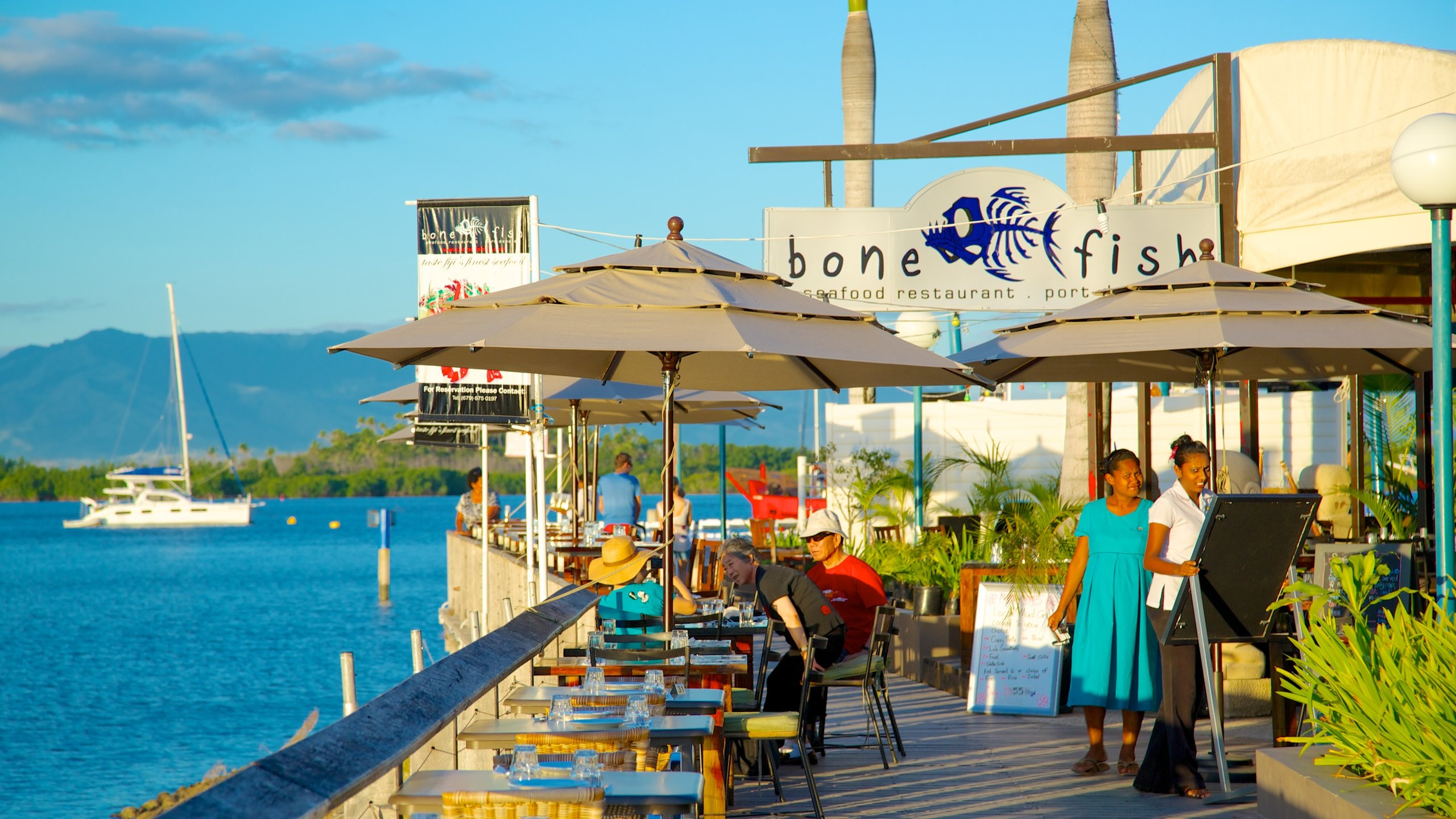 Port Denarau, Nadi, Western Division, Fidschi