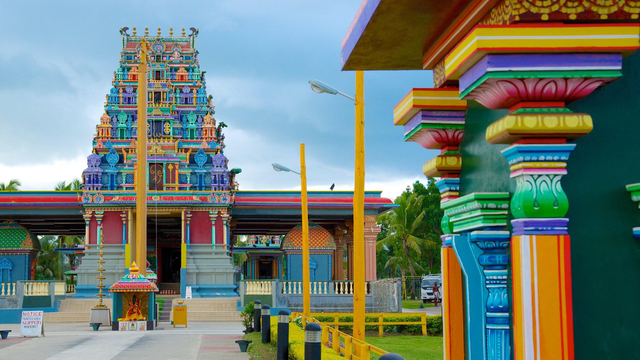 Sri-Siva-Subramaniya-Tempel, Nadi, Western Division, Fidschi