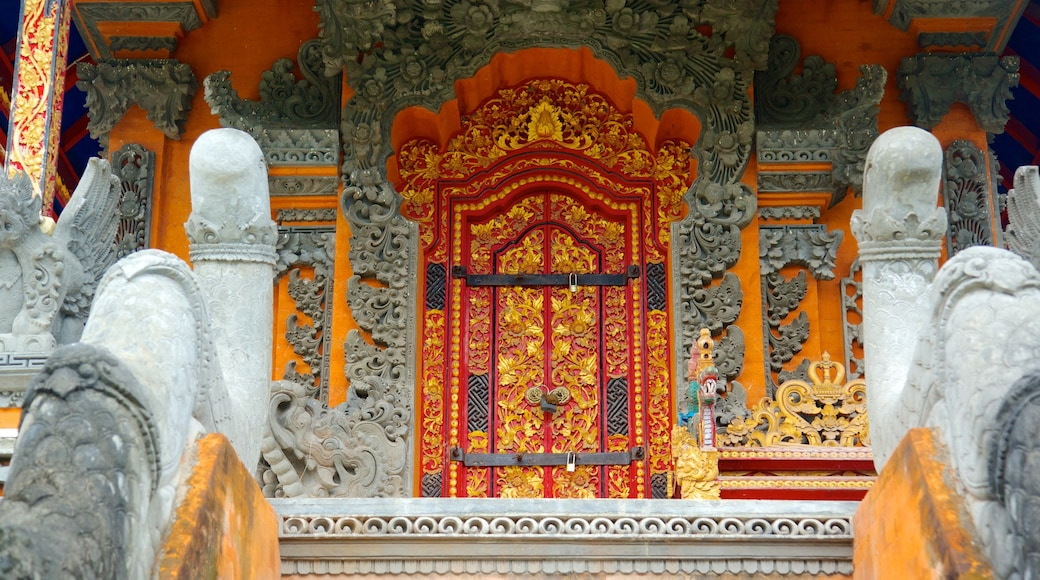 Mayura Temple and Park featuring a temple or place of worship, religious elements and heritage architecture