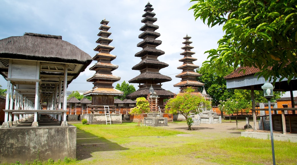 Mataram which includes a temple or place of worship
