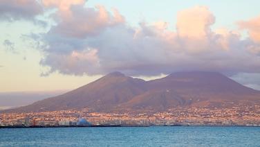 Berg Vesuvius - Pompei