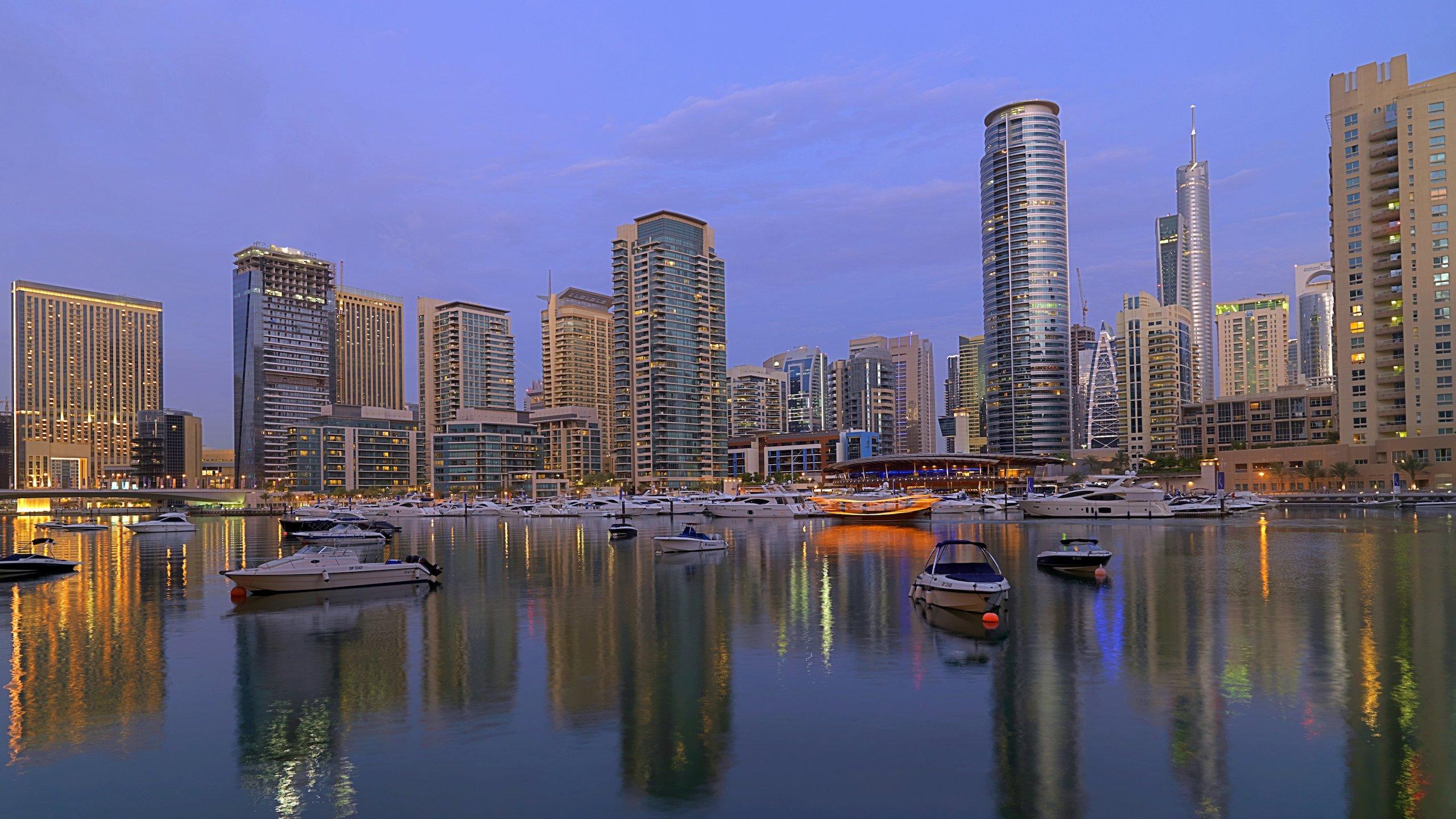 Jumeirah Beach Residence, Dubai, Dubai, Verenigde Arabische Emiraten