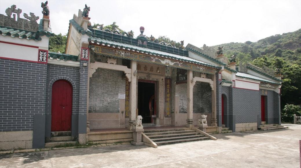 天后廟 其中包括 街道景色 和 廟宇或禮拜堂