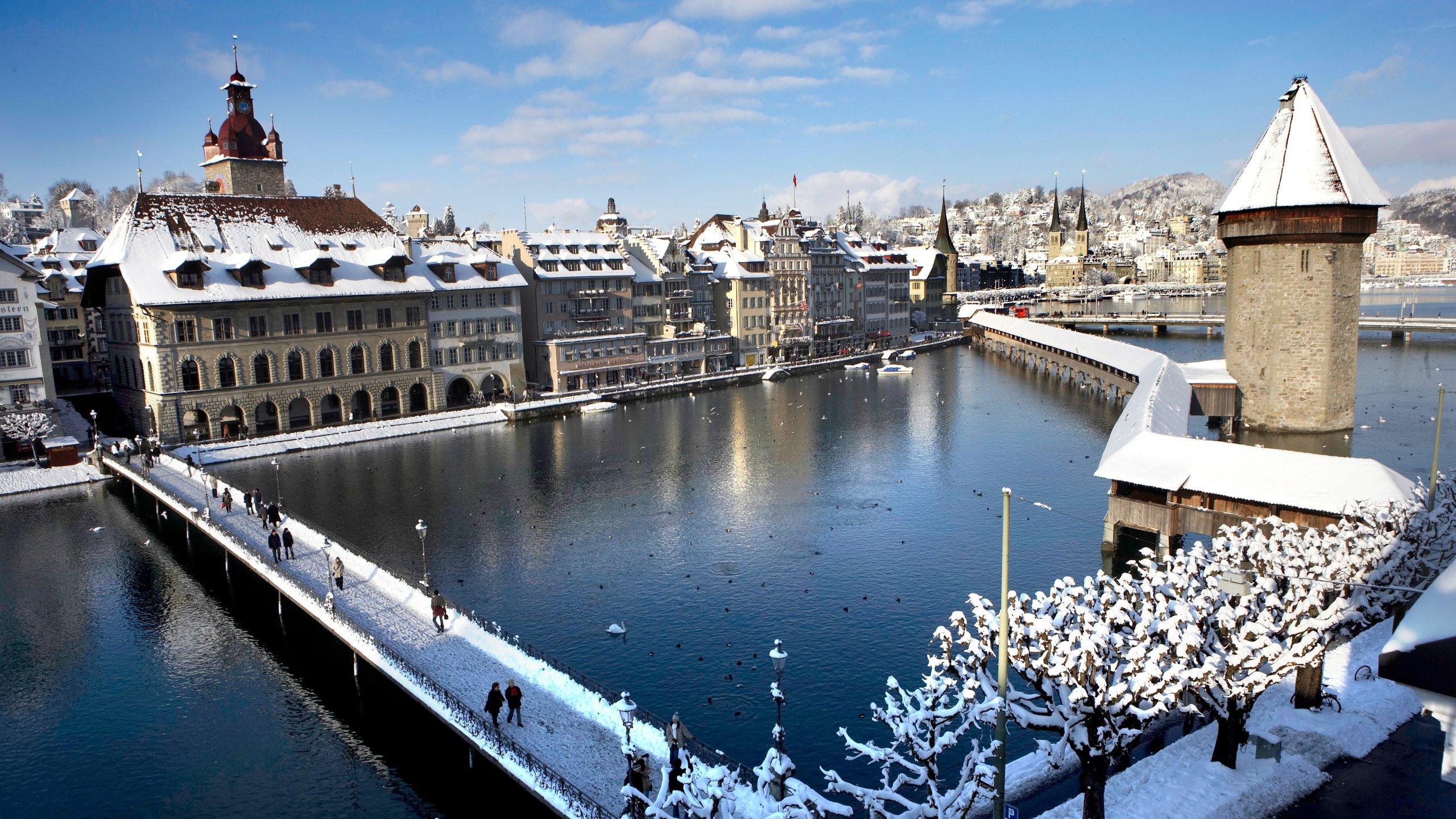 Luzern, Kanton Luzern, Schweiz
