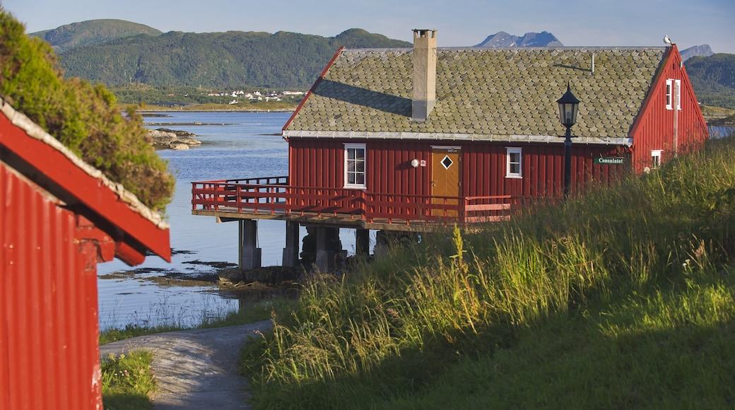 特隆赫姆 设有 歷史建築, 房屋 和 綜覽海岸風景