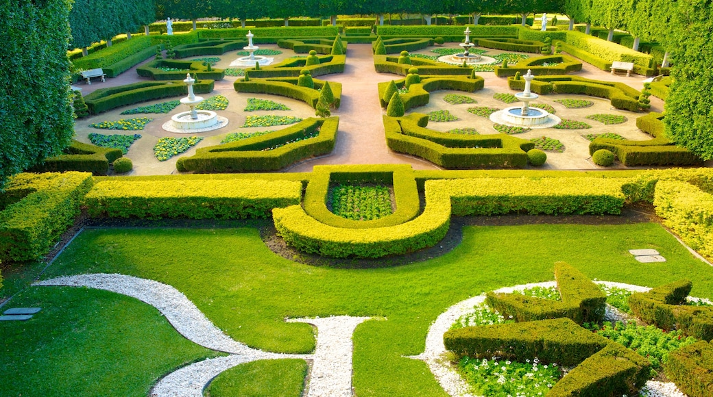 Hunter Valley Gardens featuring a park