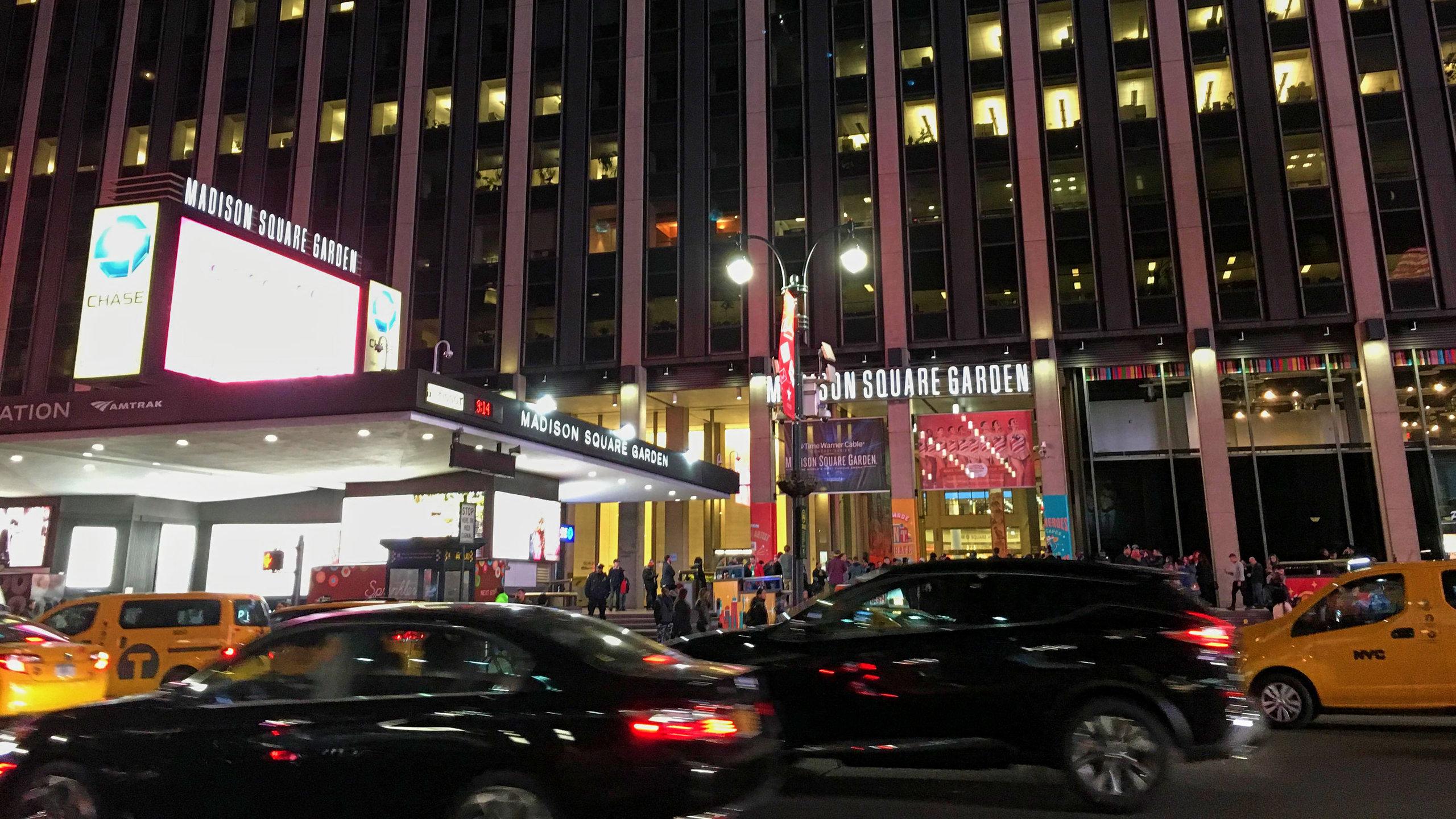 Hotels Nahe Madison Square Garden New York Hotels Expedia De
