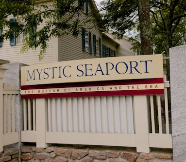Mystic Seaport - The Museum of America and the Sea