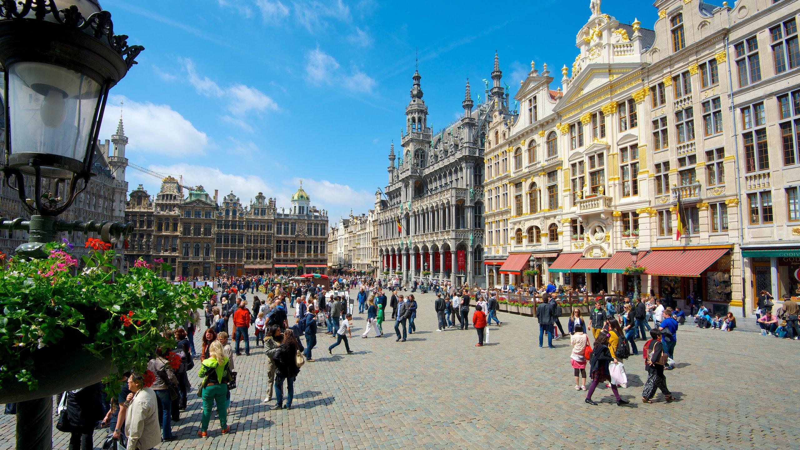 Brüssel (und Umgebung), Bezirk Flandern, Belgien