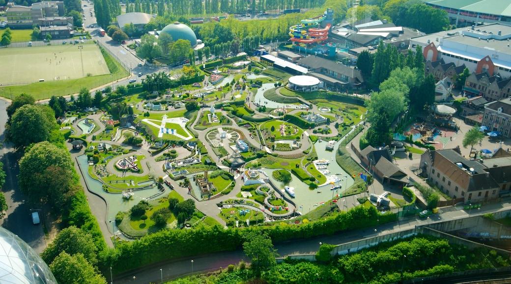 Mini-Europe caratteristiche di parco