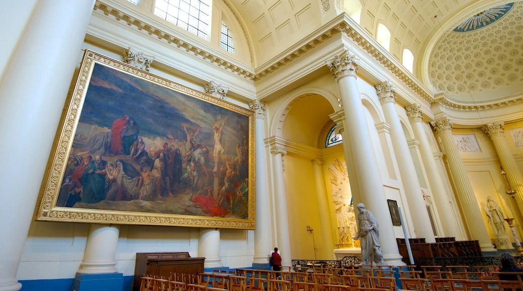 Koninklijk paleis van Brussel inclusief historische architectuur, een kasteel en interieur
