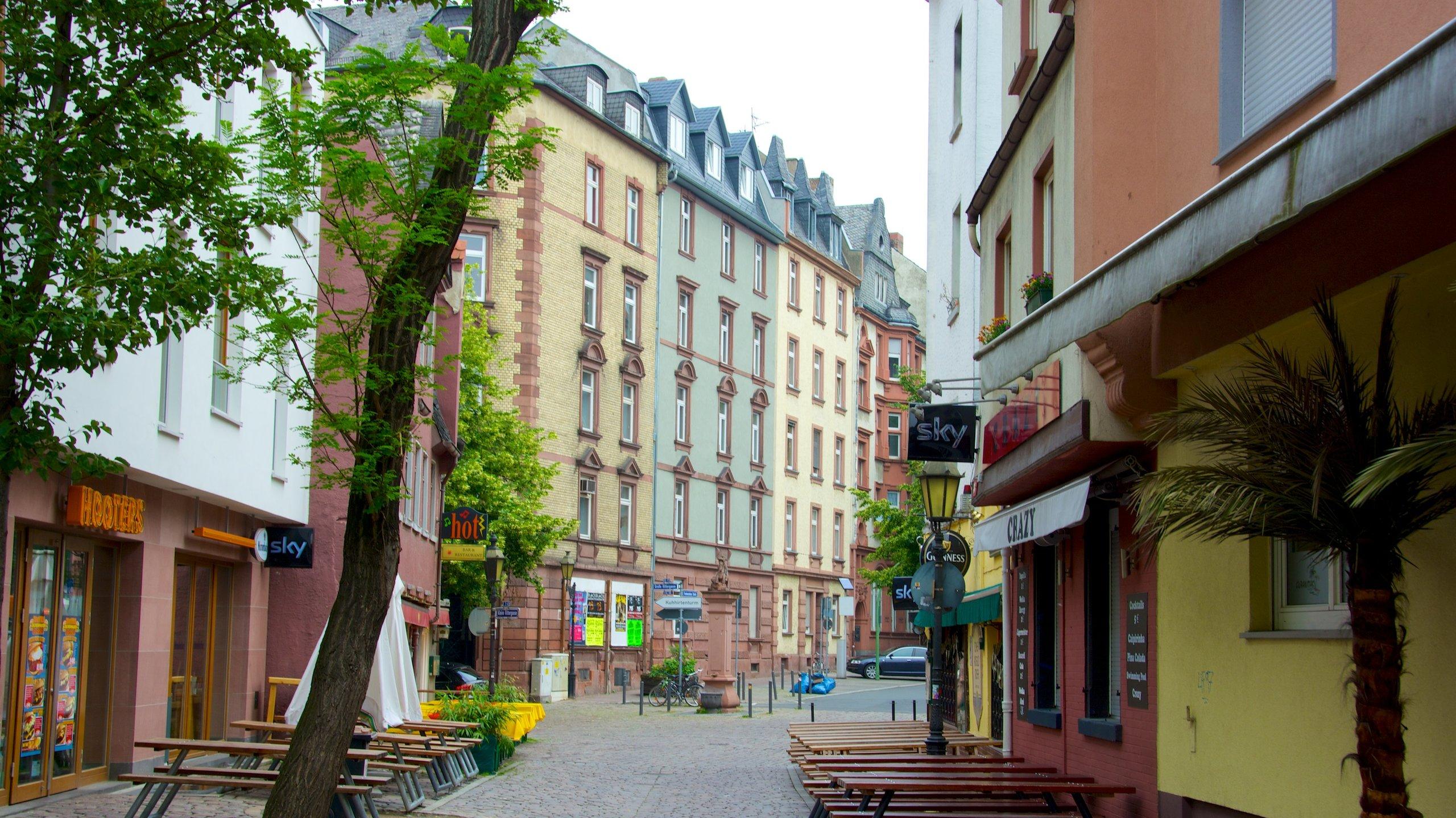 Frankfurt am Main Süd, Frankfurt, Hessen, Germany