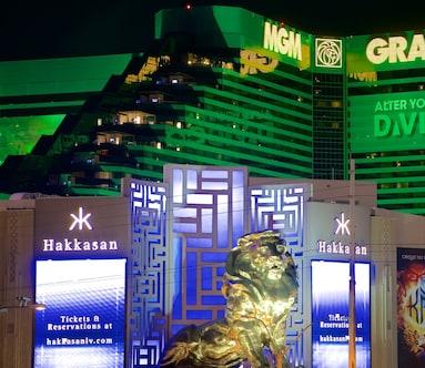 Hôtel et casino MGM Grand Las Vegas
