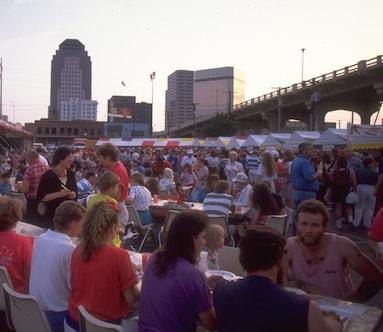 Shreveport Festival Plaza