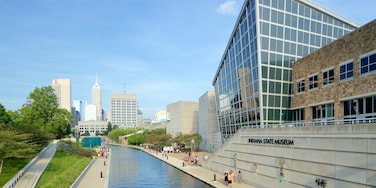 Downtown Indianapolis, Indianapolis, Indiana, United States of America