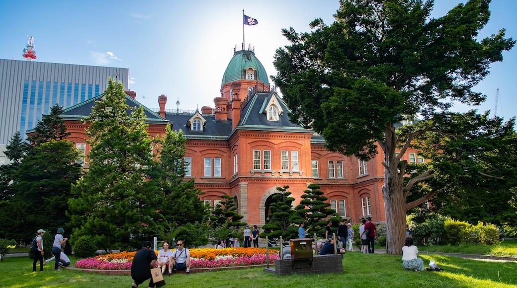 Antigo Prédio do Governo de Hokkaido