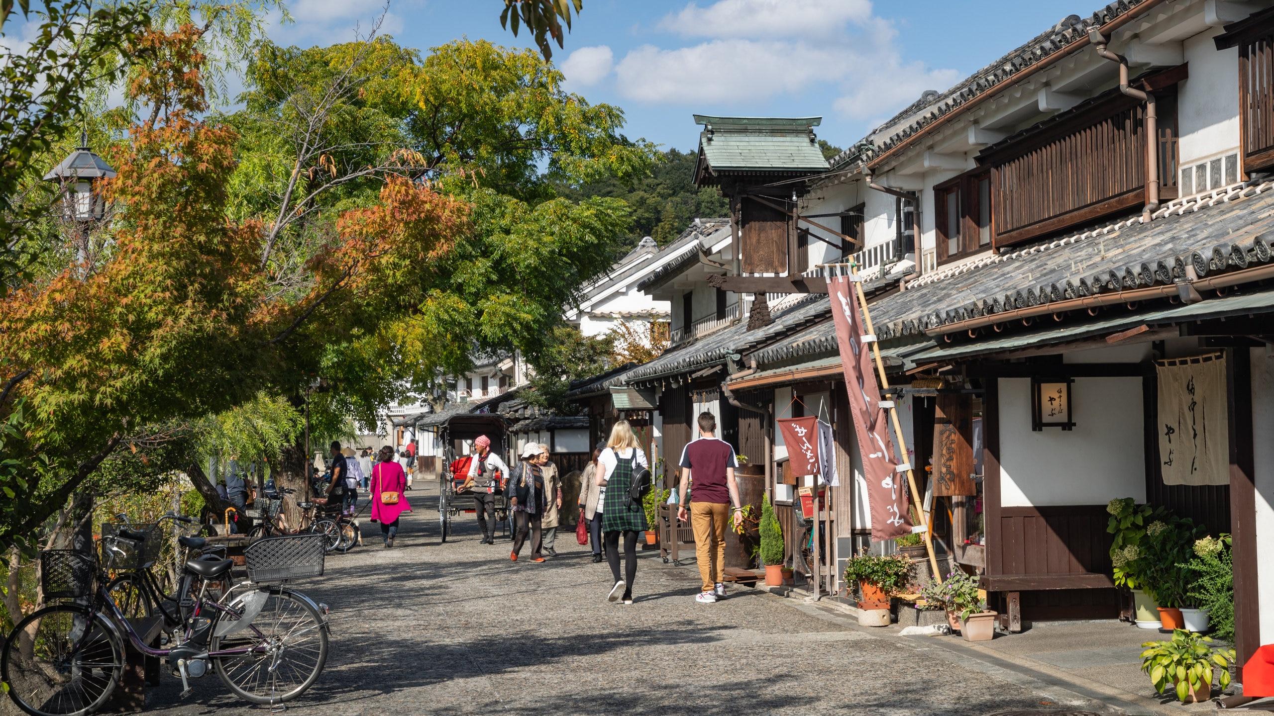 Okayama (Präfektur), Japan
