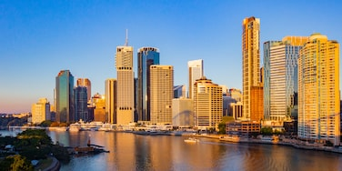Brisbane Central Business District, Brisbane, Queensland, Australia
