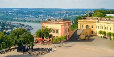 Ehrenbreitstein, Koblenz, Rheinland-Pfalz, Deutschland