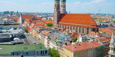 Altstadt-Lehel, Munich, Bavière, Allemagne