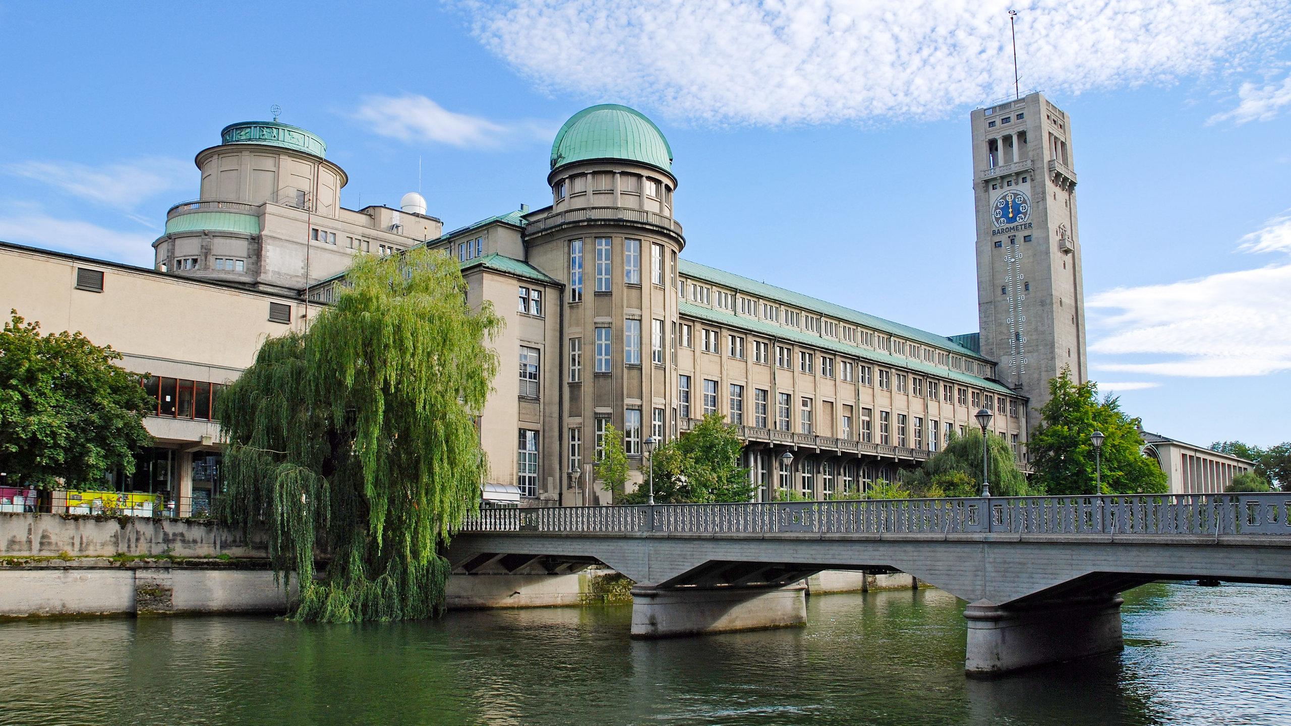 Deutsches Museum, München, Bayern, Deutschland