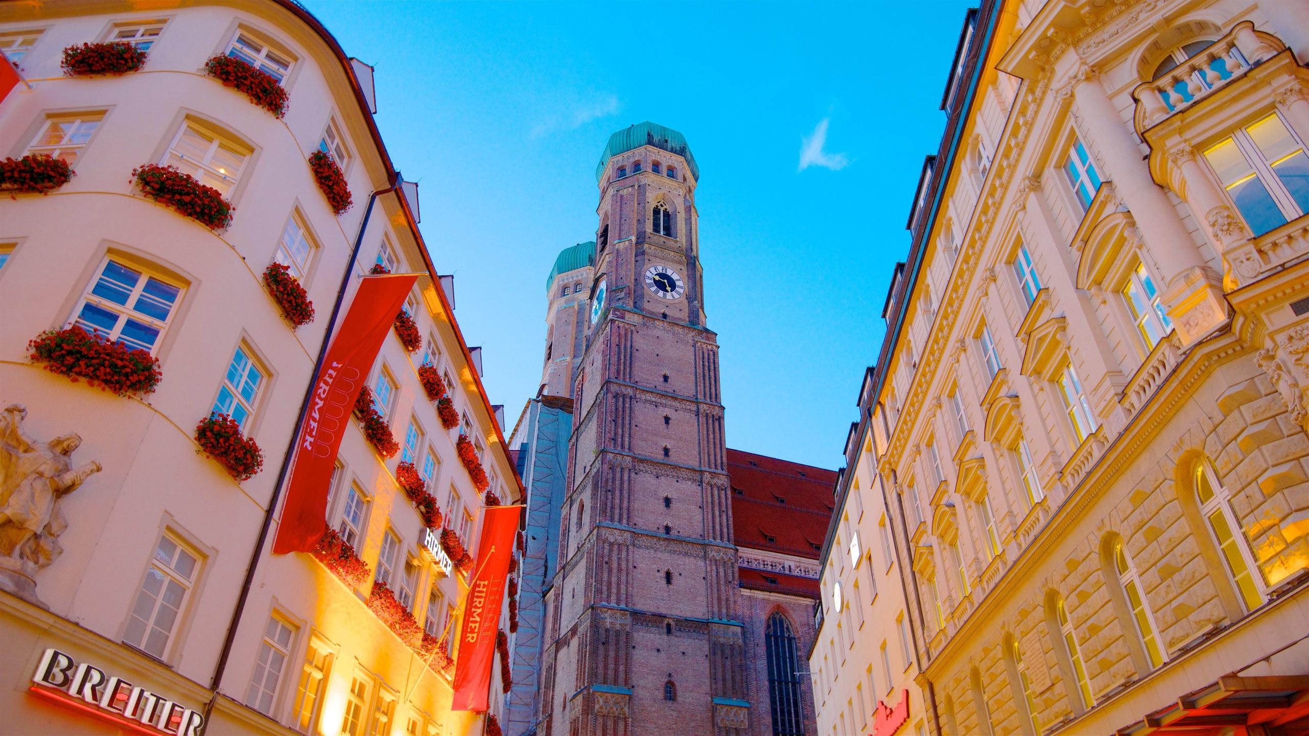 Kreuzviertel, Múnich, Baviera, Alemania
