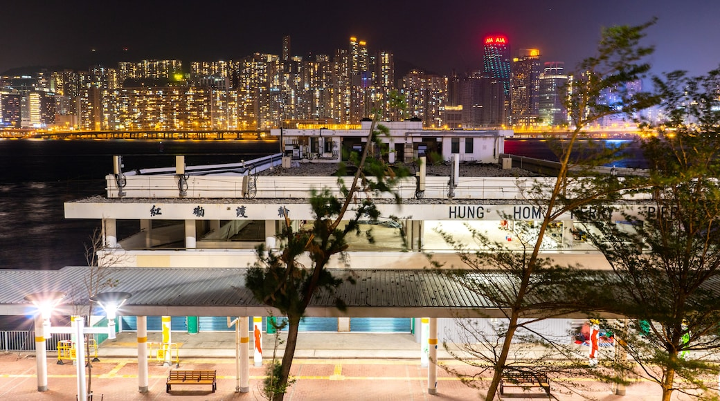 Hung Hom Ferry Pier