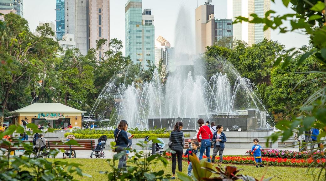 Hongkongin eläintarha ja kasvitieteellinen puutarha