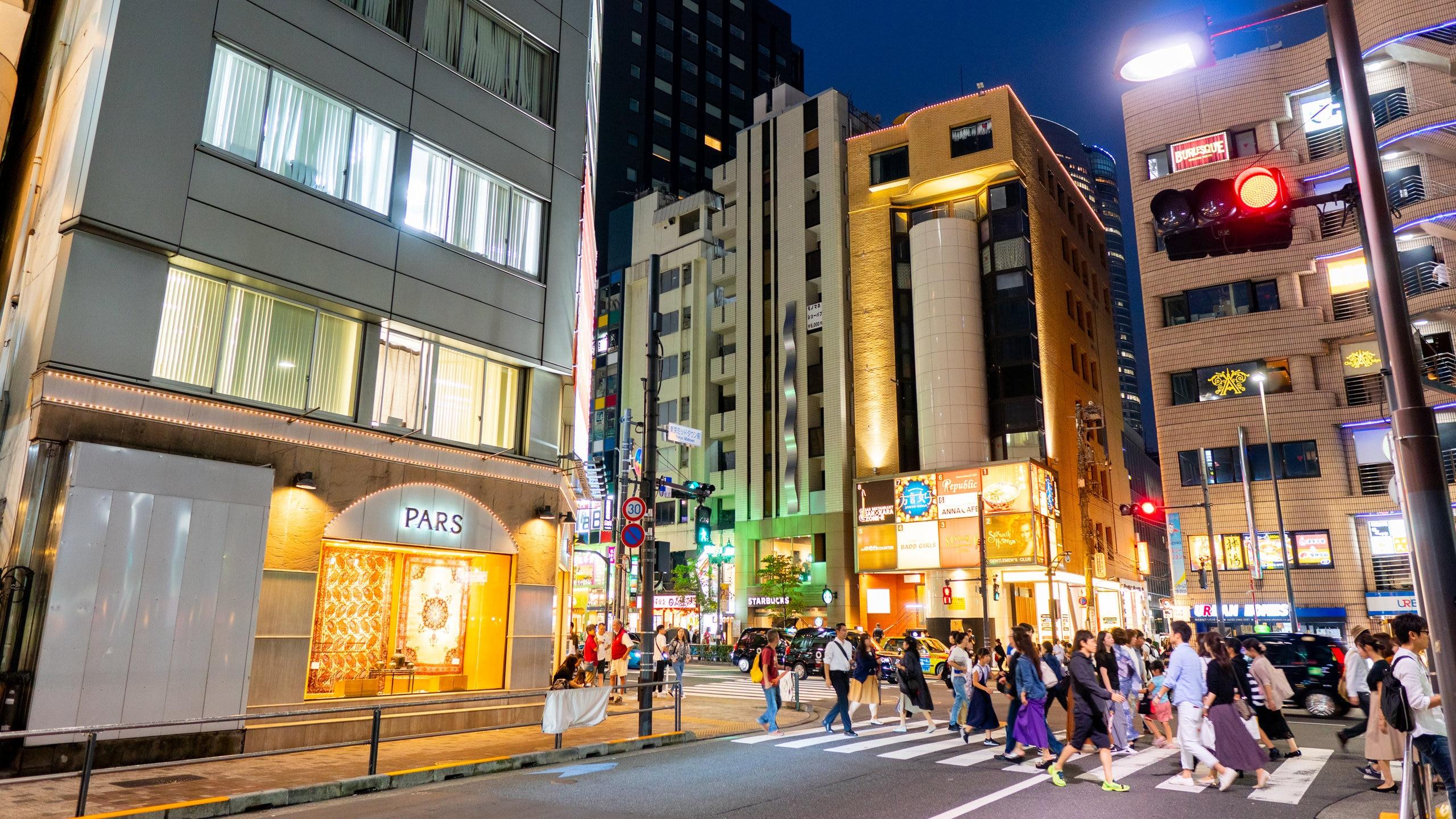 Tokio Midtown, Tokyo, Tokyo (prefectuur), Japan