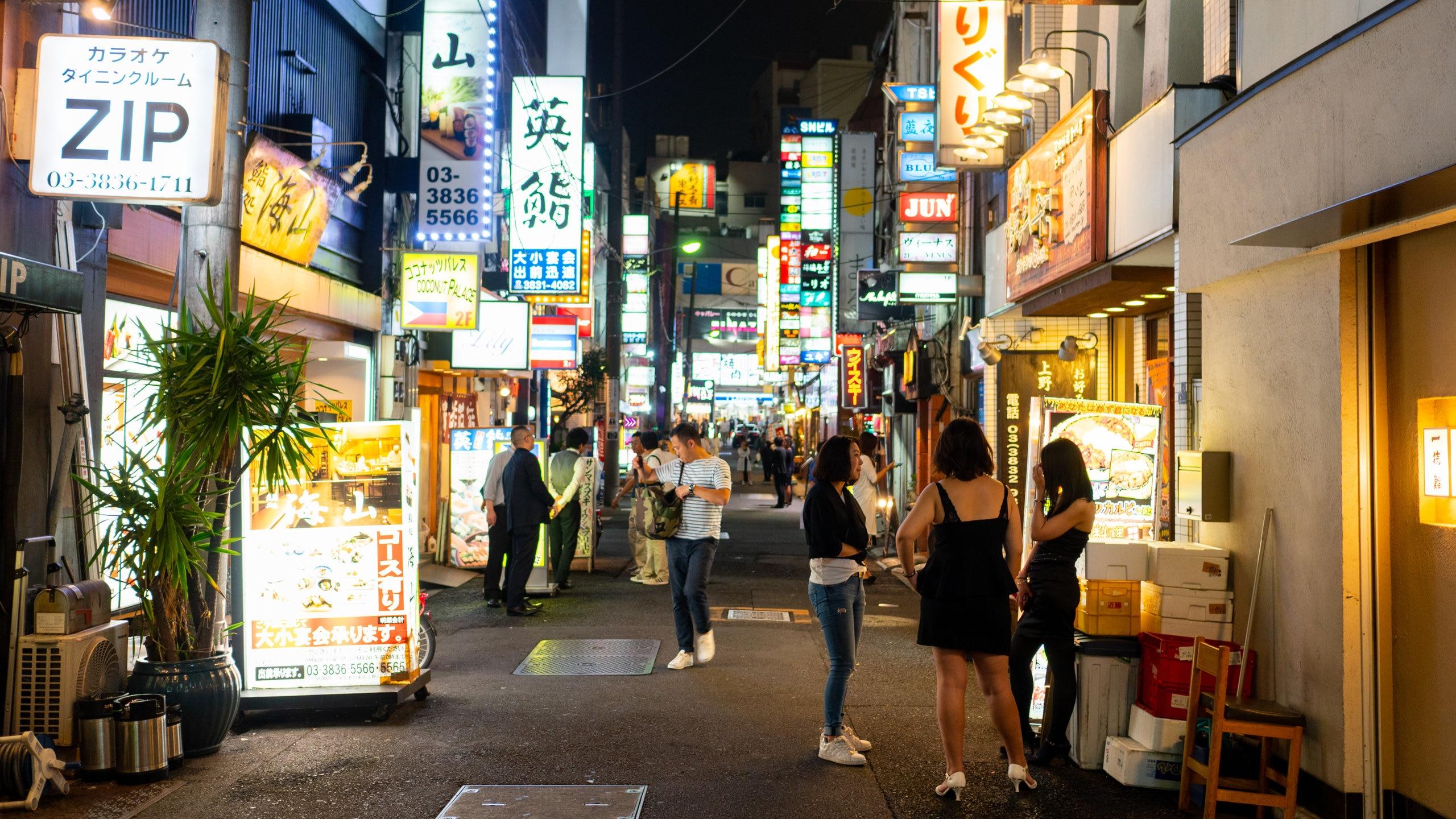 Ueno, Tokyo, Tokyo Prefecture, Japan