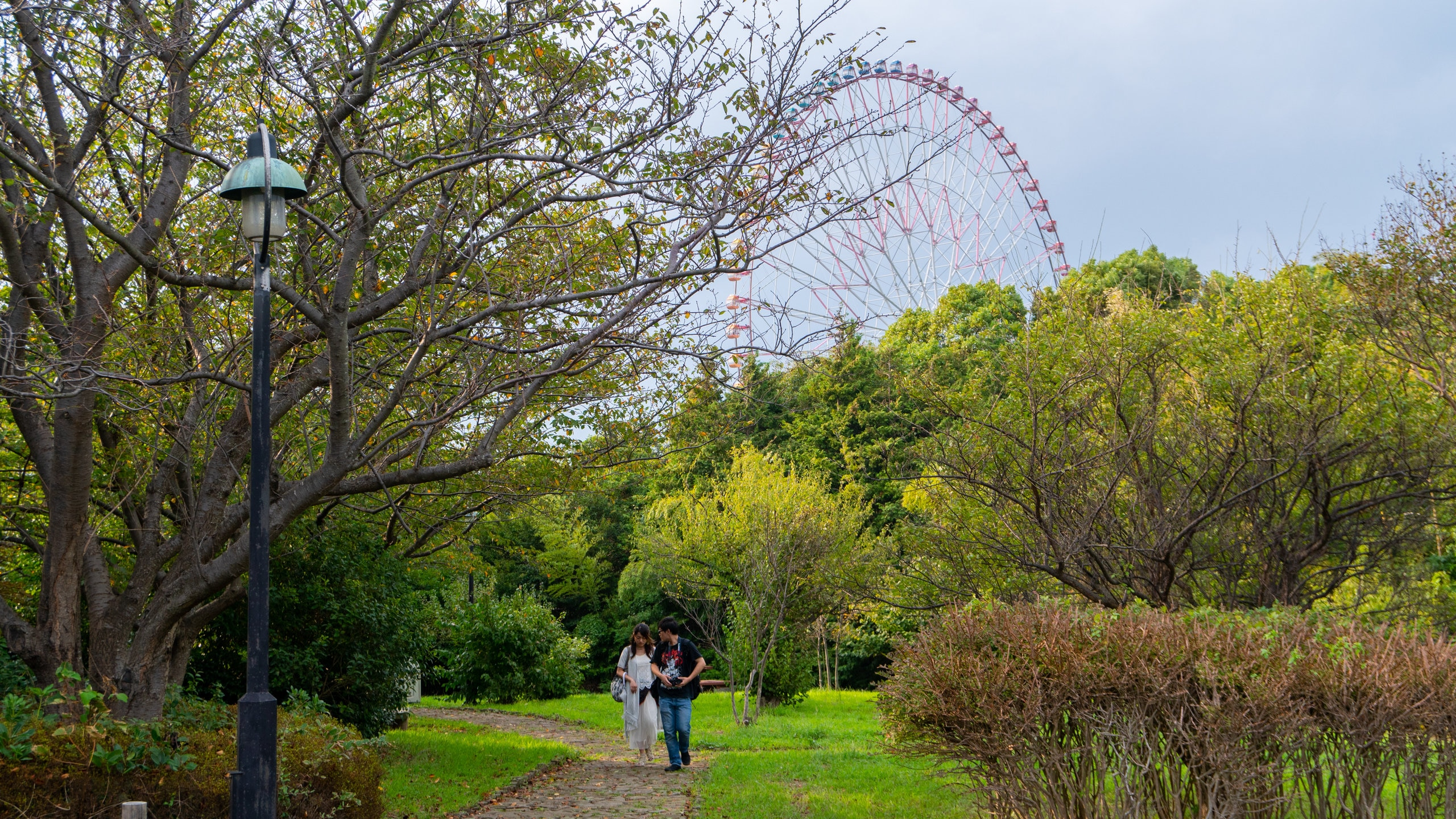 Kasairinkai Park