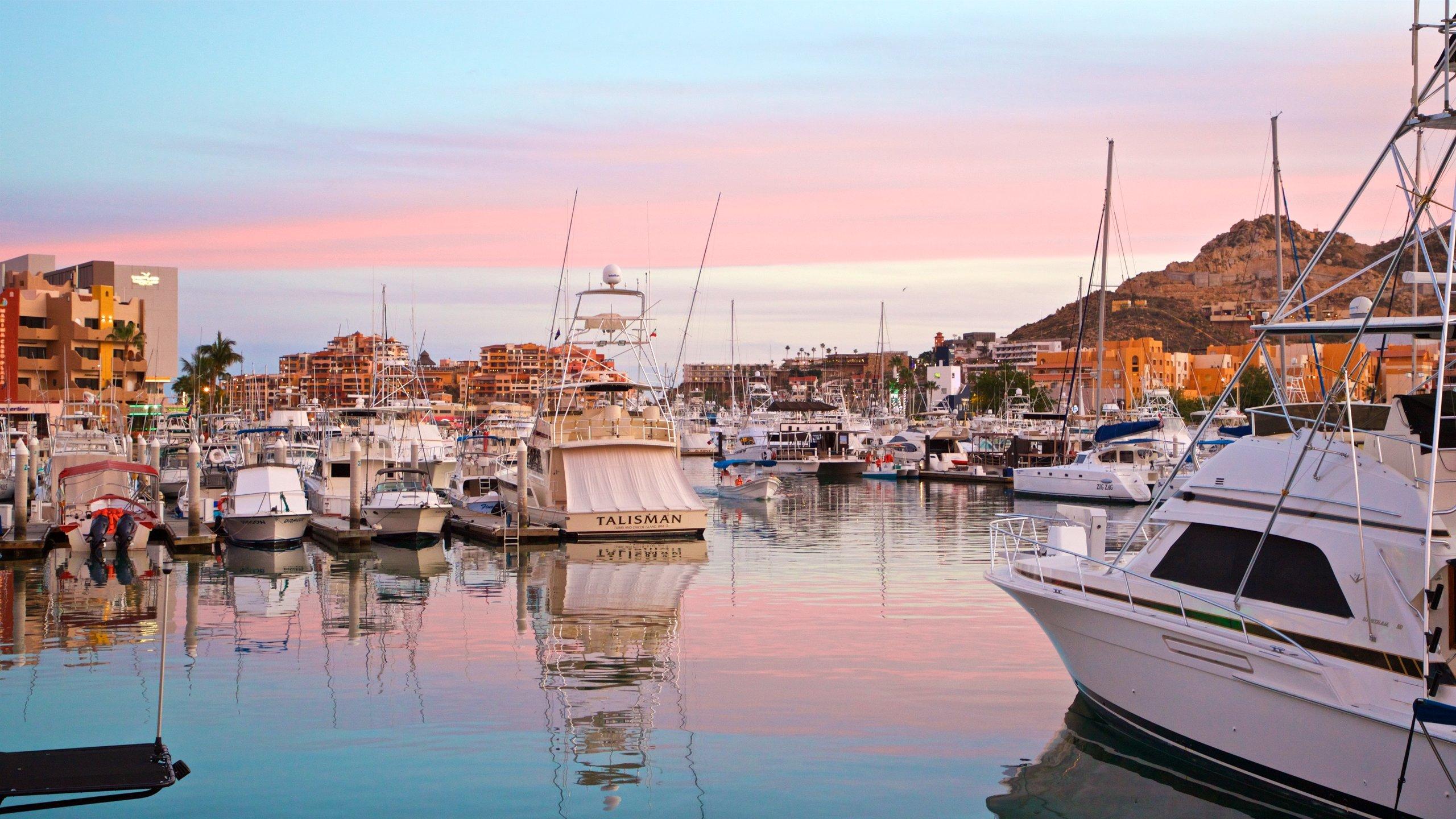 Marina, Cabo San Lucas, Baja California Sur, Mexico