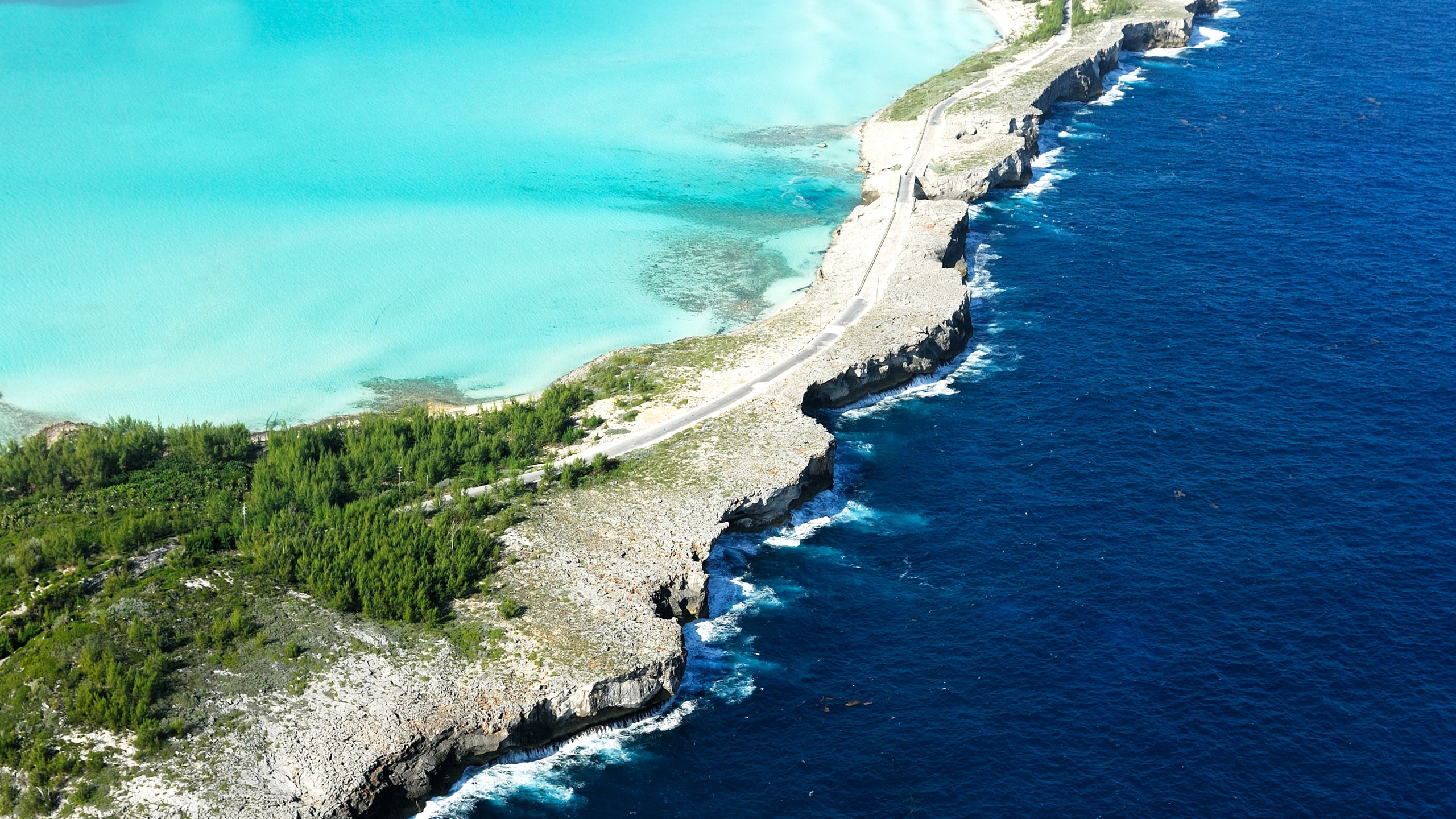 Gregory Town, Central Eleuthera, Bahamas