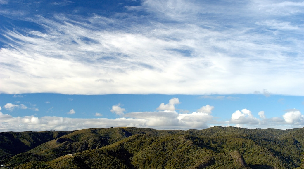 Waitakere Ranges featuring mountains