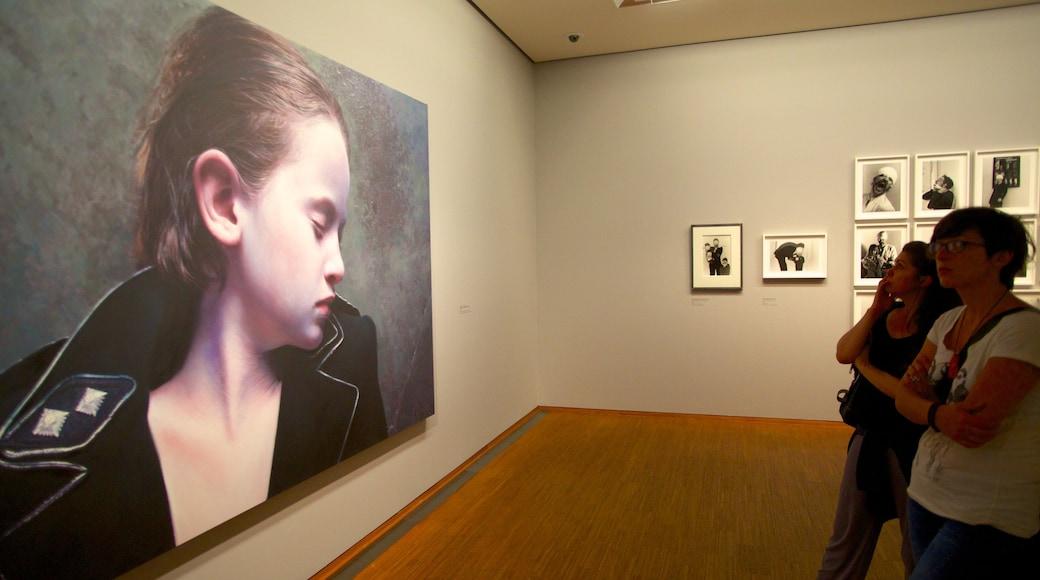Albertina inclusief kunst en interieur