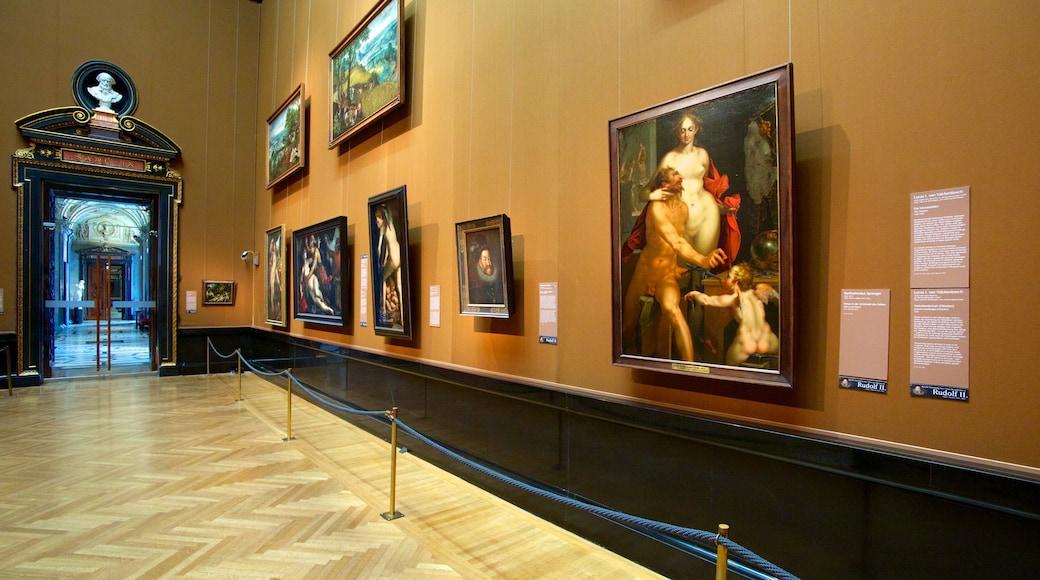 Kunsthistorisches Museum inclusief kunst en interieur