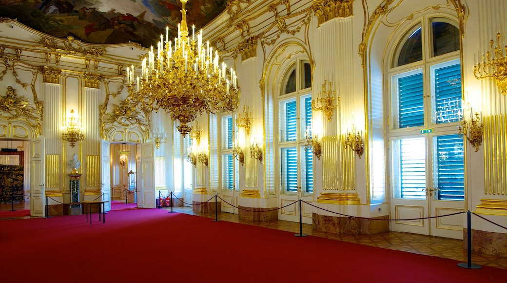 Schloss Schönbrunn inclusief interieur, historische architectuur en een kasteel