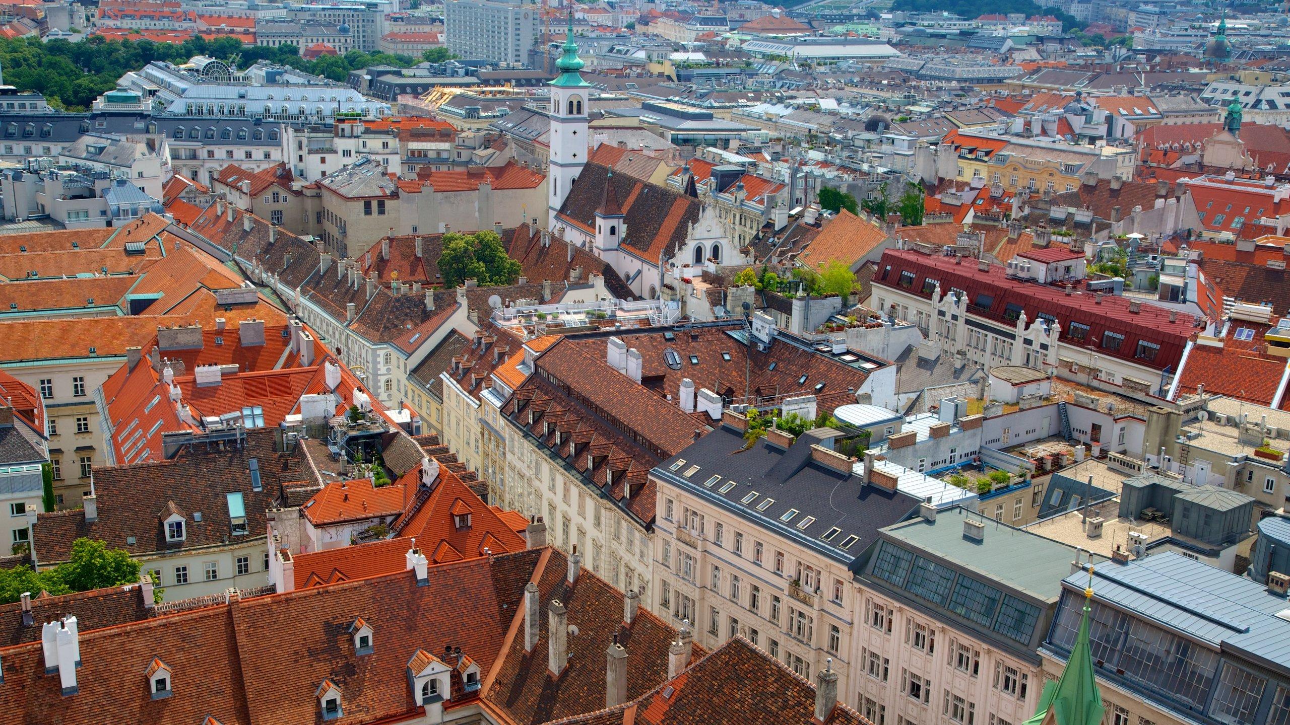 Innere Stadt, Vienna, Austria
