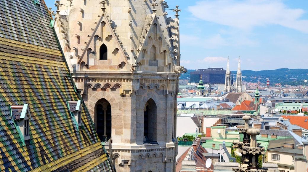 聖史提芬大教堂 其中包括 歷史建築, 教堂或大教堂 和 城市