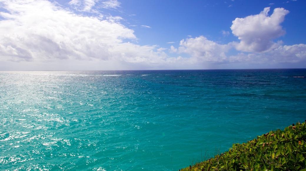 Crane Beach featuring landscape views and general coastal views