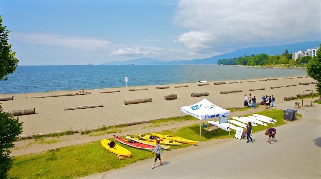 Frente de la bahía de Vancouver