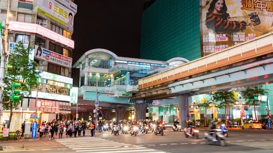 大安区, 台北, 台湾